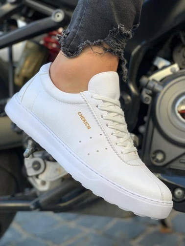 Chekich Casual Ayakkabı Beyaz